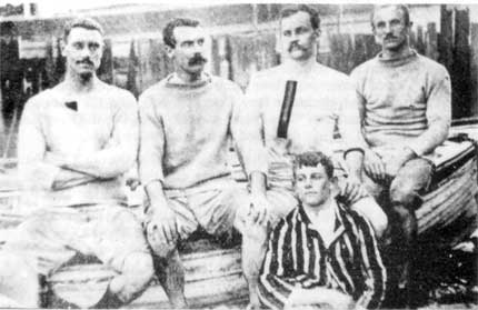 1902 Champion Four of SA