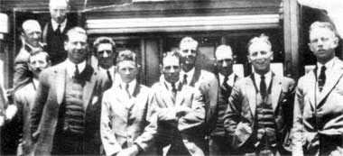 1926 Rowers and officials