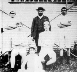 St Peter's College 2nd Four 1902