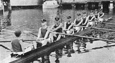 1927 Queensland Eight