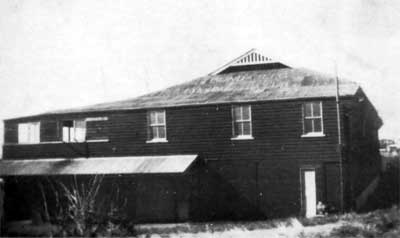1942 Clubhouse prior to 1942 Flood