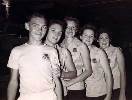 1955 NSW Women's Four
