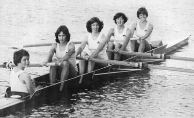 1978 NSW Champion Women's Four