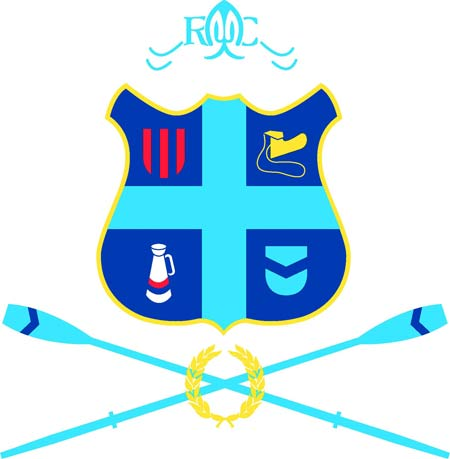 Melbourne Rowing Club Crest