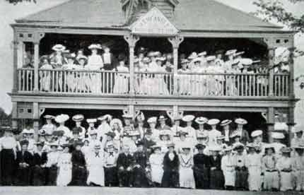 1905 Ladies Day