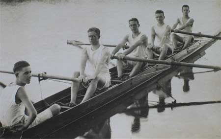 1924 Lightweight Four