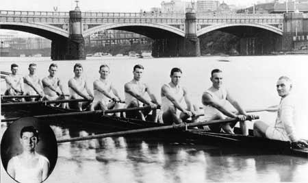 1932 Champion Junior Eight