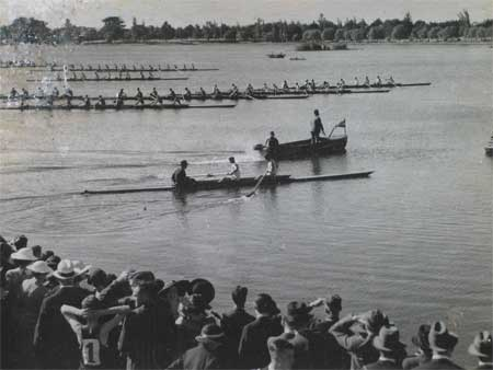 1936 Maiden Eight at Ballarat