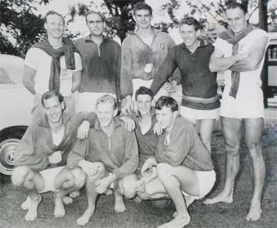 1958 Senior Eight