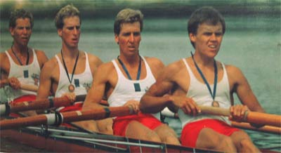 1984 Champion Lightweight Four