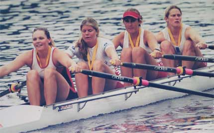 2003 Under 23 National Champion Four