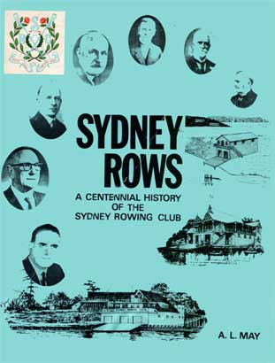 Dust cover of Sydney Rows