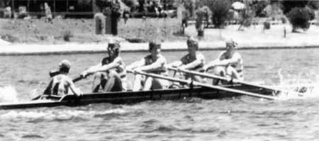198182 TRC coxed four