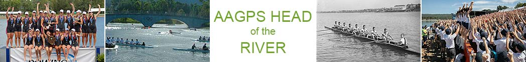 History of AAGPS Head of the River Rowing Regatta
