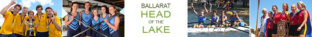 History of Ballarat Head of the Lake rowing regatta