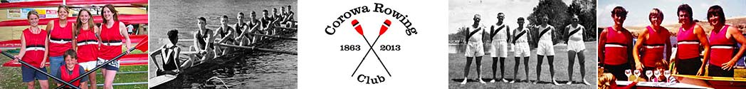 Corowa Rowing Club History