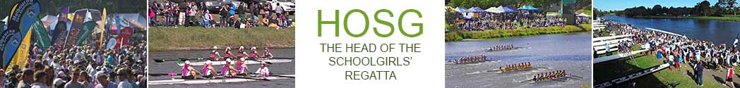 Head of Schoolgirls Rowing Regatta History