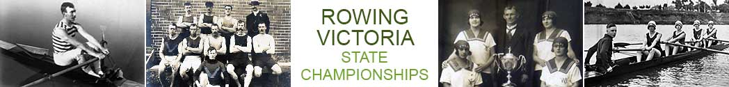 Rowing Victoria State Championships