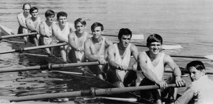 1966 Sydney Lightweight Eight