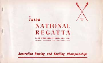 1966 Programme Cover
