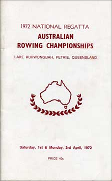 1972 Programme Cover