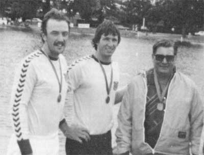 1980 Champion Men's Double Scull