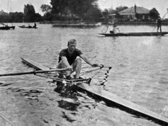 1912 Sculler Cecil McVilly