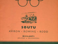 1952 Olympic Rowing Program