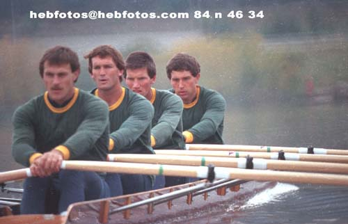 Men's Quad Scull