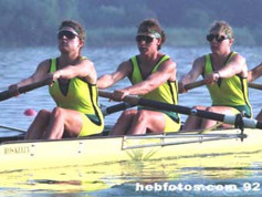 1992 Womens Coxless Four
