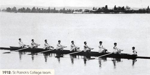 1912 St Patricks College Crew