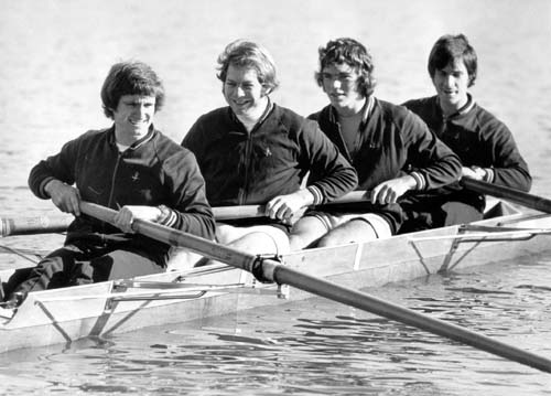Men's Lightweight Coxless Four