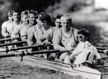 World Champion West German Eight