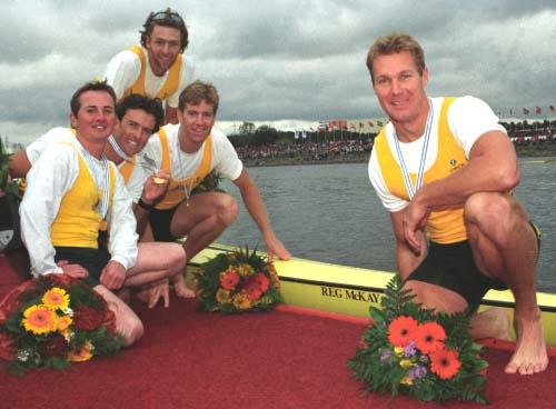 Men's Coxed Four