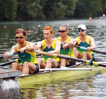 Australian Men's Lightweight Four